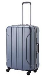 ヒデオワカマツ 静音スーツケース