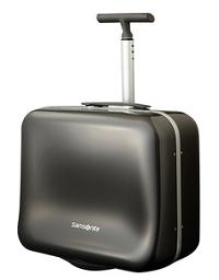 サムソナイト 座れるスーツケース マシュマロ