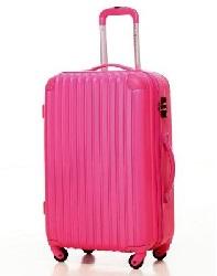 dmmピンクスーツケース