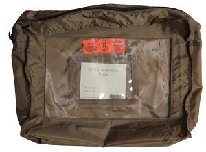 プエブコのパッキングバッグ