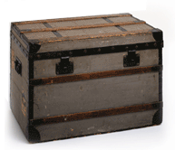 ルイヴィトン 木箱