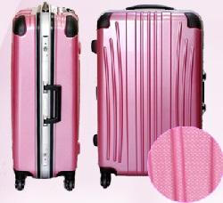 ピンクスーツケースククレンタル