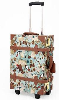 シフレ ハピタススーツケース
